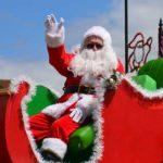 Whitianga Santa Parade