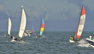 Mercury Bay Boating Club New Years Day Race