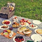 music picnic