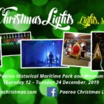 Paeroa Christmas LIghts
