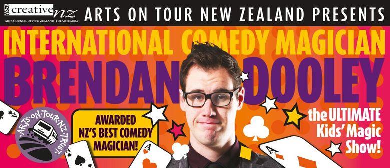 Brendan Dooley Comedy Magician