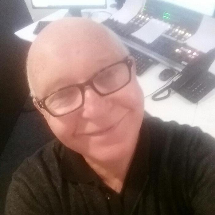 Rex Simpson   Coromandel's CFM Presenter