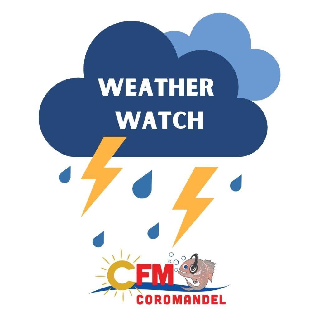 Weather Watch for Wind Coromandel